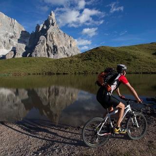 Grand Tour Dolomiti Lagorai Bike
