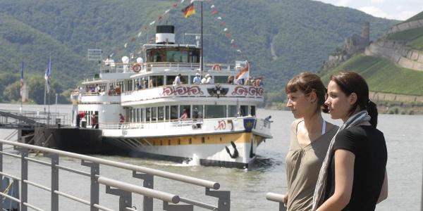 Rheinpromenade Bingen