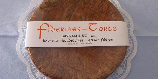 Fideriser Torte: Kulinarisches Erbe der Schweiz