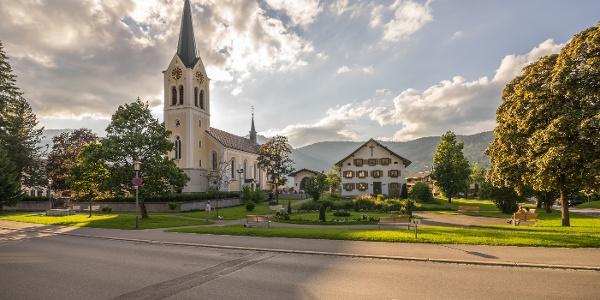 Riezlern Kirche