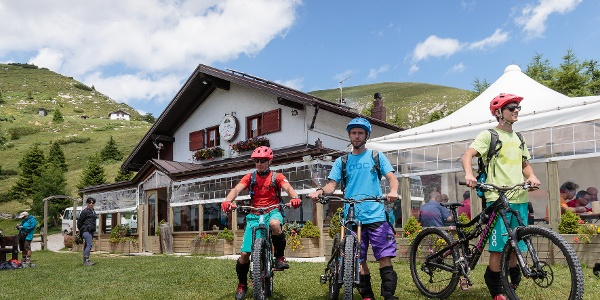 "Bike Chalet ""Bait del Germano"""