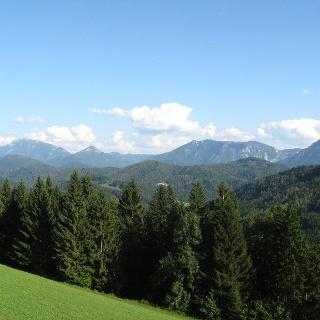 Ausblick vom Höhenstein
