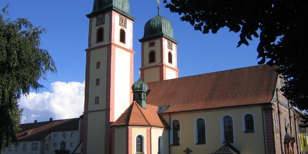 Klosterkirche St. Märgen