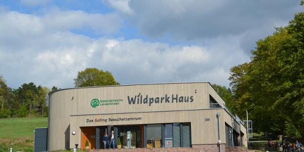 WildparkHaus in Neuhaus