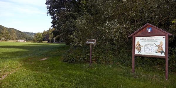 Bromberger Hexenweg