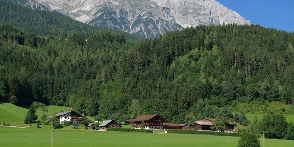 Das Grüne Herz Österreichs pocht auch im Ennstal