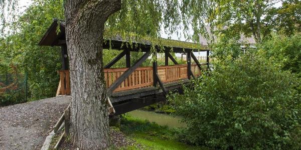 Brücke über die Schlichem