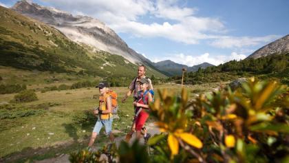 ...auf dem Weg zum Alp Astras