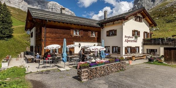 Berghaus Alpenrösli