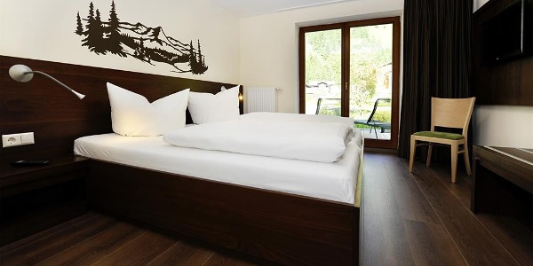 Schlafzimmer Apartment 1