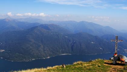 Gipfelkreuz Monte Giove