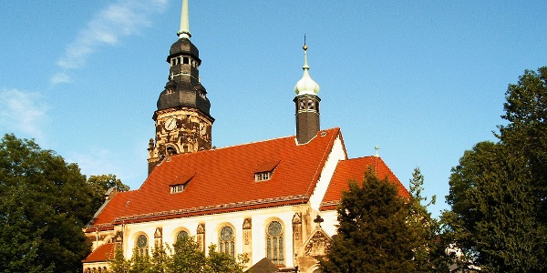 Herzogin-Agnes-Gedächtniskirche - Altenburg