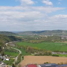Foto von Wanderung: staufische Burgenrundtour um Bad Wimpfen • HeilbronnerLand (19.04.2016 22:38:37 #1)