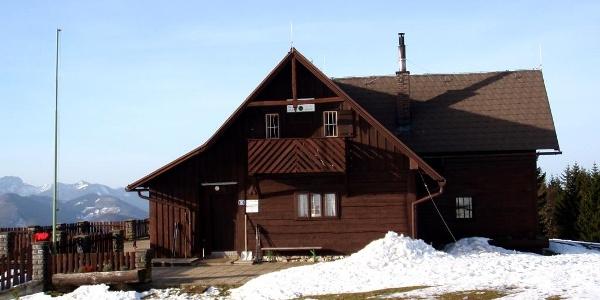 Grünburgerhütte 1080m