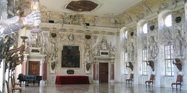 Kaisersaal Schloss Salem
