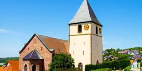 Kirche in Eisingen