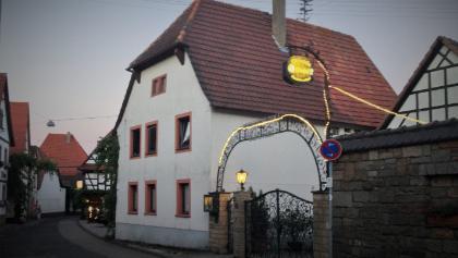 Abendstimmung in Oberhofen
