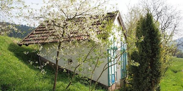 Kapelle am Weg nach Obermühlbach
