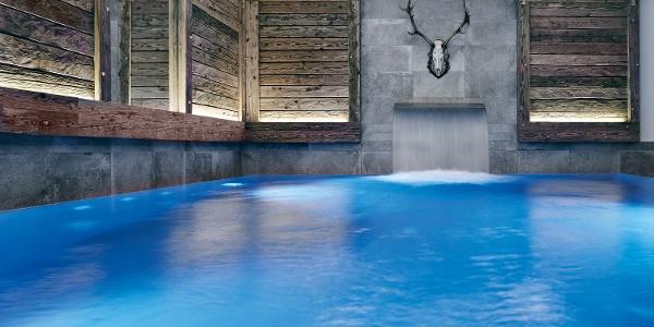 Schwimmen im Voshövel SPA
