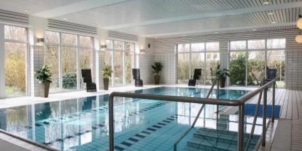 Hotel Erika Stratmann: Schwimmbad