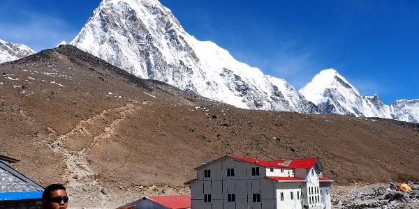Gorak Shep 5140m