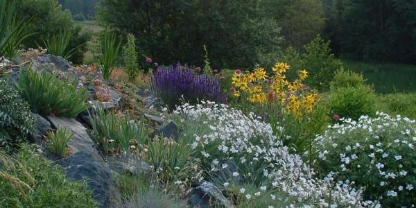Botanischer Garten in Adorf