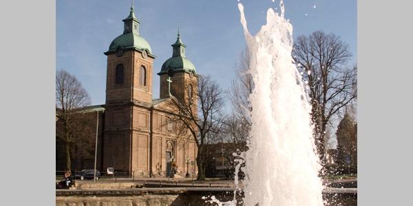 Sofia Albertina kyrka i Landskrona