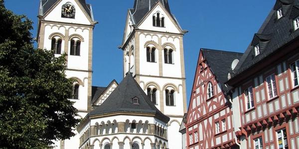 St. Severus-Kirche Boppard