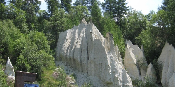 piramidi di terra terento