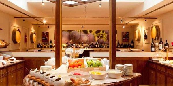 Restaurant Vienna House Thüringer Hof