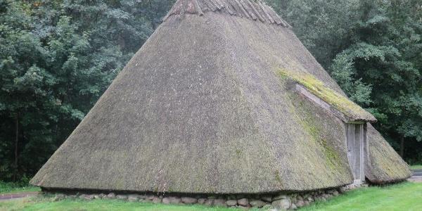 Duveke gods med sitt originella ishus