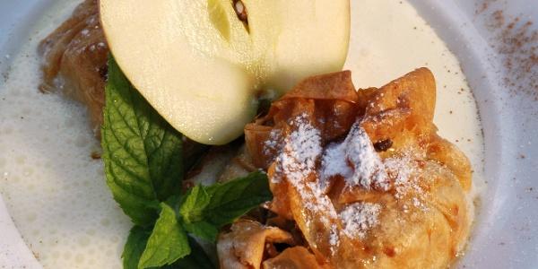 Apfel Köstlichkeiten
