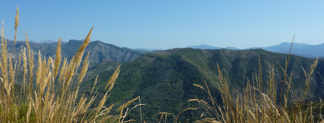 Ausblick am Monte Grammondo