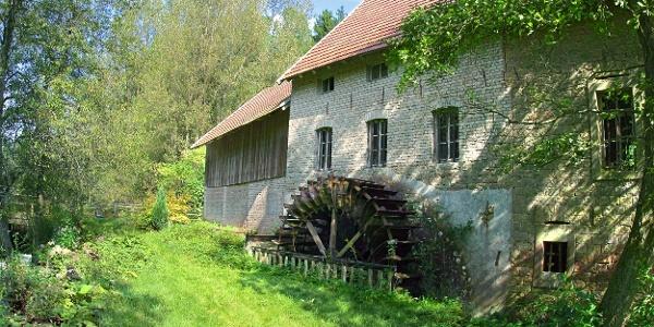 Rosselmühle bei Wallhalben