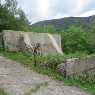 Stazione Teleferica Calliano - Folgaria, loc. Noz