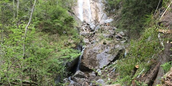 Aussichtspunkt Wasserfall