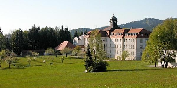 Kloster Kostenz - Start und Ziel der Tour