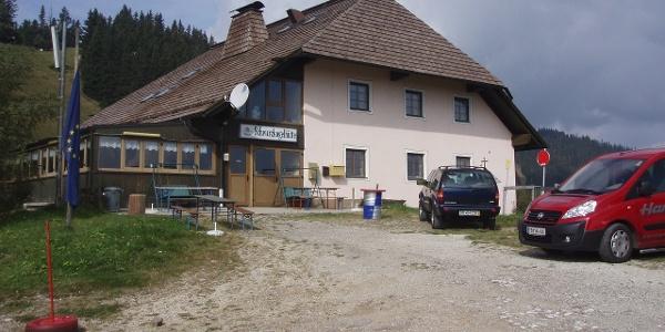 Klippitztörl - Schwarzkogelhütte