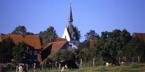 ev. ref. Kirche Wöbbel