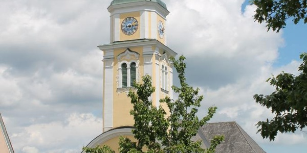 Pfarrkirche in Wenigzell