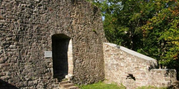 Ruine Kirneck
