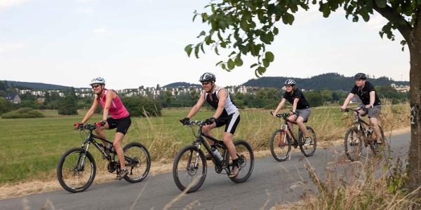 Radfahren in Medebach