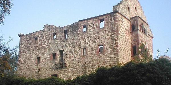 Ruine Minneburg