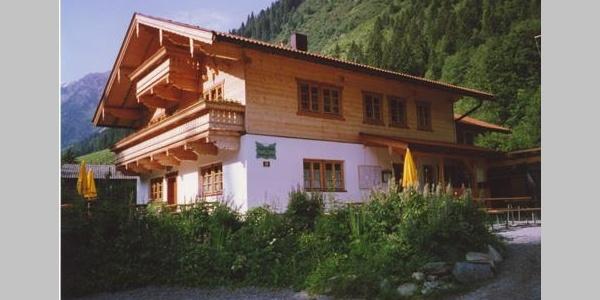Vodlertalhütte