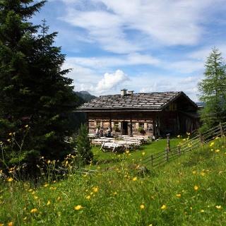 Bachalm, 1.535 m