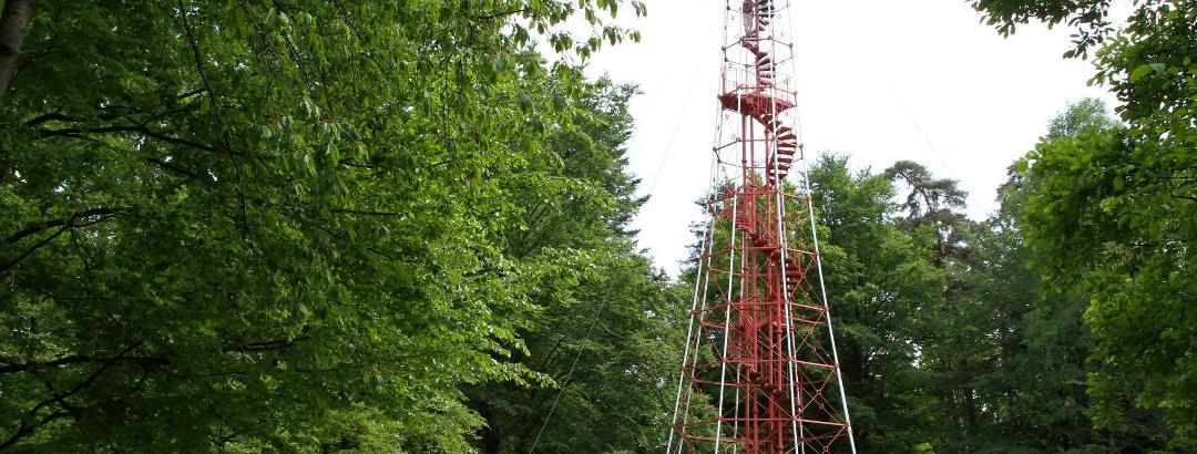 Turm auf der Büchenbronner Höhe