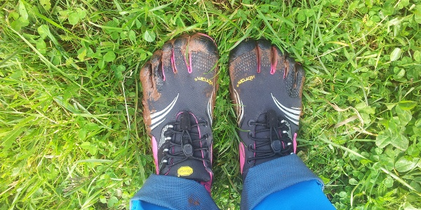 Muddy FiveFingers