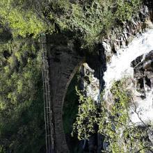 Russenbrücke und Kesselfall