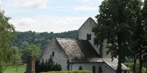 Kapelle in der Landschaft