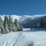 Winterlandschaft Zirbitzkogel